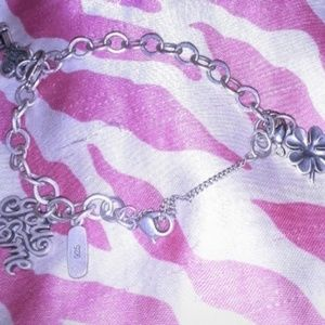 James avery braclet and charms